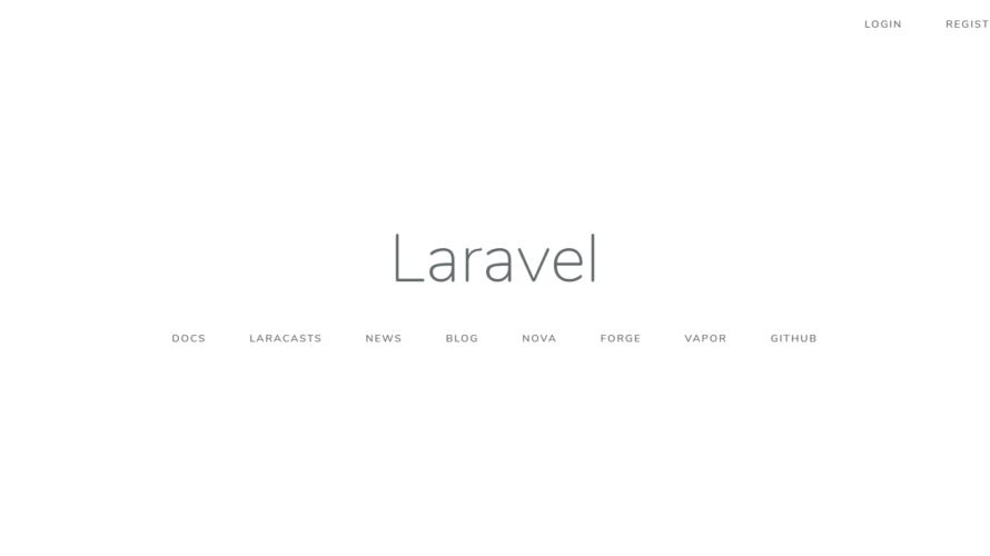 【Laravel】Laradockを使い最速で簡単に環境構築 #3Laravelインストール
